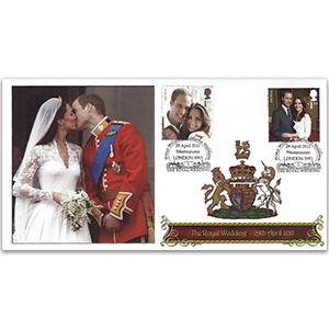 2011 Royal Wedding - Steven Scott 'The Kiss on the Balcony'