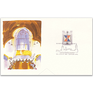 1986 Parliamentary Conference - Fine Art Official: Houses of Parliament, London SW1
