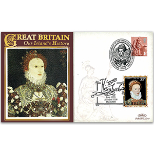 2003 Death of Queen Elizabeth I 400th