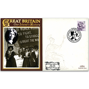 2003 Centenary of the Suffragettes