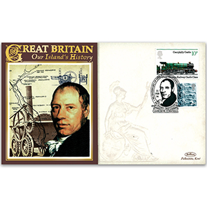 2004 Richard Trevithick & the Penydarren Mine Railway 200th