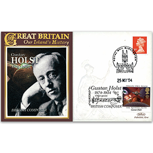 2004 70th Anniversary Death of Gustav Holst