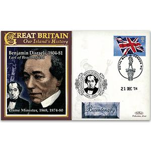 2004 Benjamin Disraeli 200th