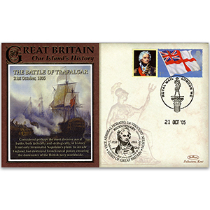 2005 Bicentenary of Horatio Nelson's Death