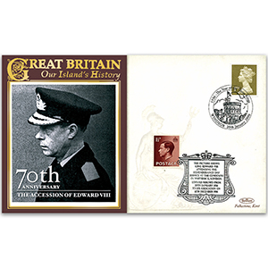 70th Anniversary - Accession of King Edward VIII