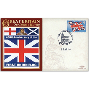 2006 First Union Flag 400th Anniversary