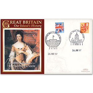 300th Anniversary - Creating of United Kingdom