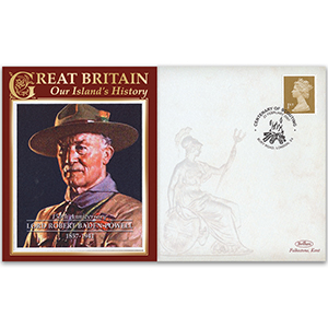 2007 Lord Robert Baden-Powell 150th