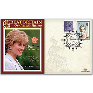 2007 Death of Princess Diana 10th Anniversary