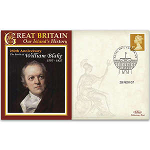 2007 250th Anniversary of the Birth of William Blake