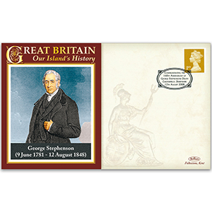 160th Anniversary - Death of George Stephenson