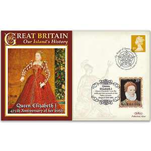 2008 Queen Elizabeth I 475th