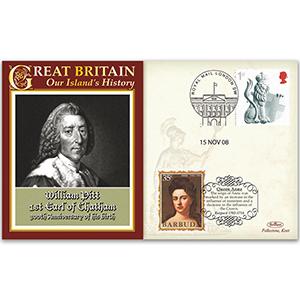 2008 William Pitt 300th Anniversary