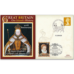 2009 450th Annversary of the Coronation of Queen Elizabeth I