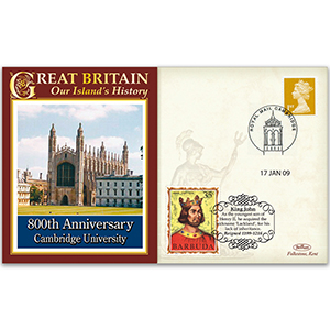 2009 800th Anniversary of Cambridge University
