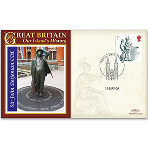 25th Anniversary - Death of John Betjeman