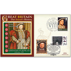 2009 500th Anniversary of the Coronation of Henry VIII