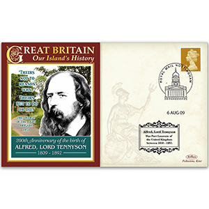 200th Anniversary - Birth of Alfred Lord Tennyson