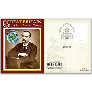 150th Anniversary - Birth of J M Barrie