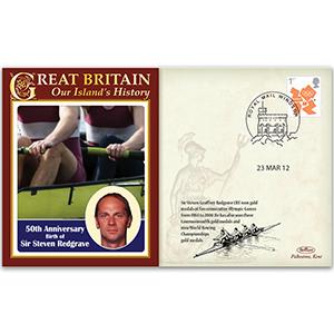 2012 50th Anniversary of Birth of Sir Steven Redgrave