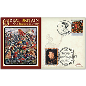 2015 600th Anniversary of The Battle of Agincourt