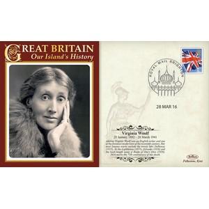 75th Anniv - Death of Virginia Woolf