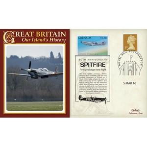 2016 Spitfire Special Flypast