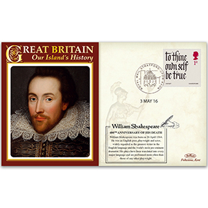 400th Anniversary - Death of William Shakespeare
