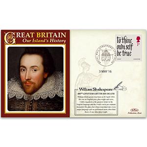 400th Anniversary - Death of William Shakespeare