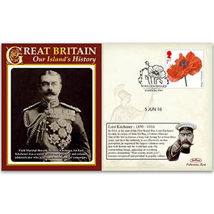 100th Anniversary - Death of Lord Kitchener