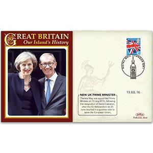 Theresa May Becomes UK Prime Minister