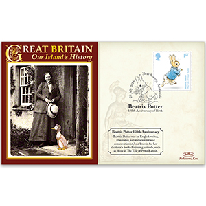 150th Anniversary - Birth of Beatrix Potter