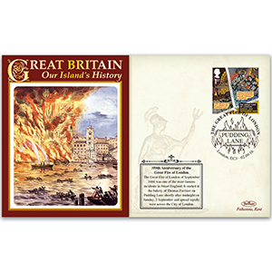 350th Anniversary - The Great Fire of London