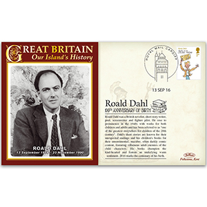 100th Anniversary Birth Road Dahl
