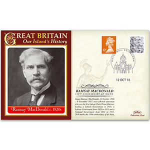 150th Anniversary of the Birth of Ramsay MacDonald