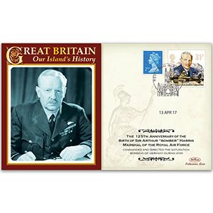 125th Anniversary - Birth of Sir Arthur 'Bomber' Harris