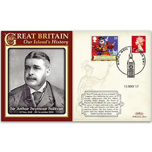 175th Anniversary of Sir Arthur Sullivan's Birth