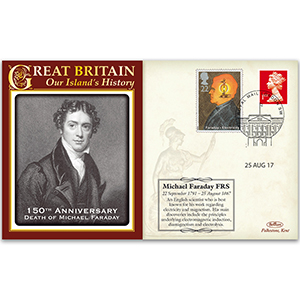 Michael Faraday Death 150th Anniversary