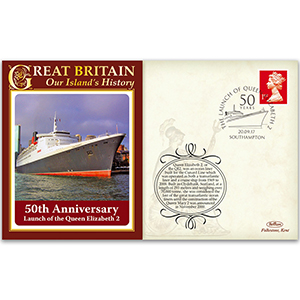 50th Anniversary - Launch of the QE2