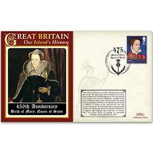 475th Anniversary - Birth of Mary Queen of Scots