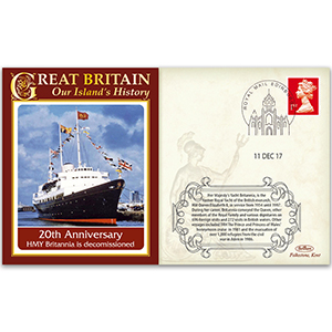 20th Anniversary - HMY Britannia Decommissioned