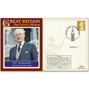 125th Anniversary Birth of Harold Macmillan