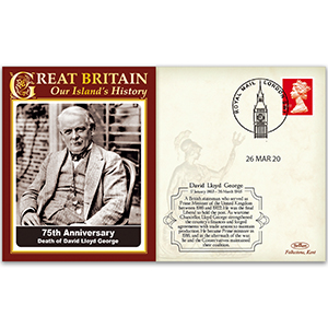 75th Anniversary Death of David Lloyd George
