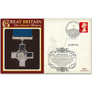 80th Anniversary Institution of the George Cross