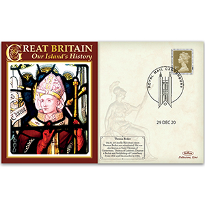 850th Anniversary Assassination Thomas Becket