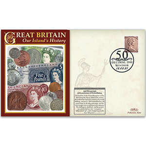 50th Anniversary of the Introduction of Decimal Currency
