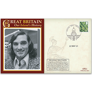 75th Anniversary of the Birth of George Best
