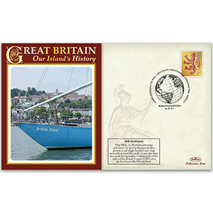 Chay Blyth - 50th Anniversary First Person to Sail East to West Around World