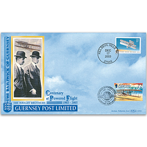 2003 Guernsey - Wright Brothers - Doubled