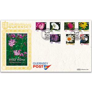 2008 Guernsey - Wild Flowers